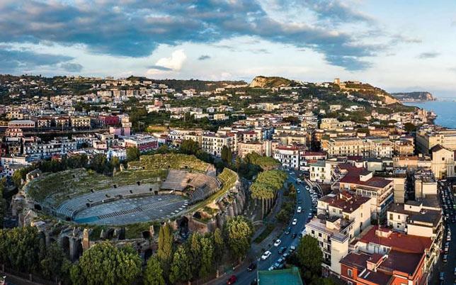 Naples and Campi Flegrei