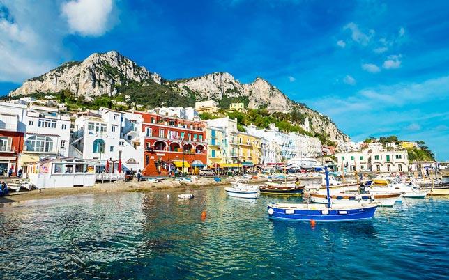 Tour of the Island of Capri