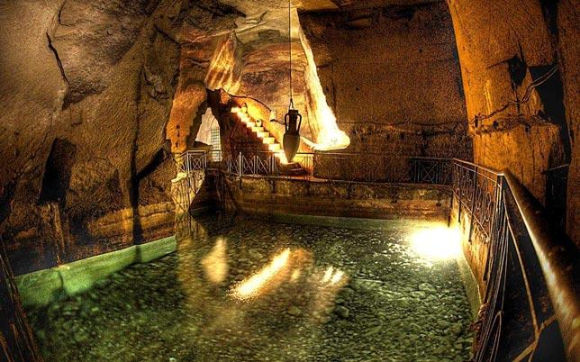 Underground Naples